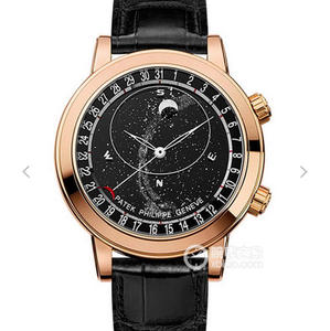 Patek Philippe Super Complication Chronograph Series 6102 Orologi da uomo [2c25]